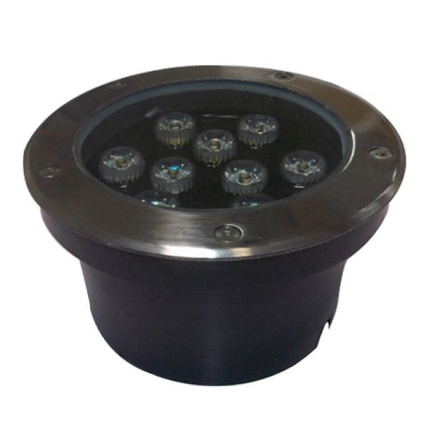 LUMINARIA LED EMPOTRABLE DE PISO